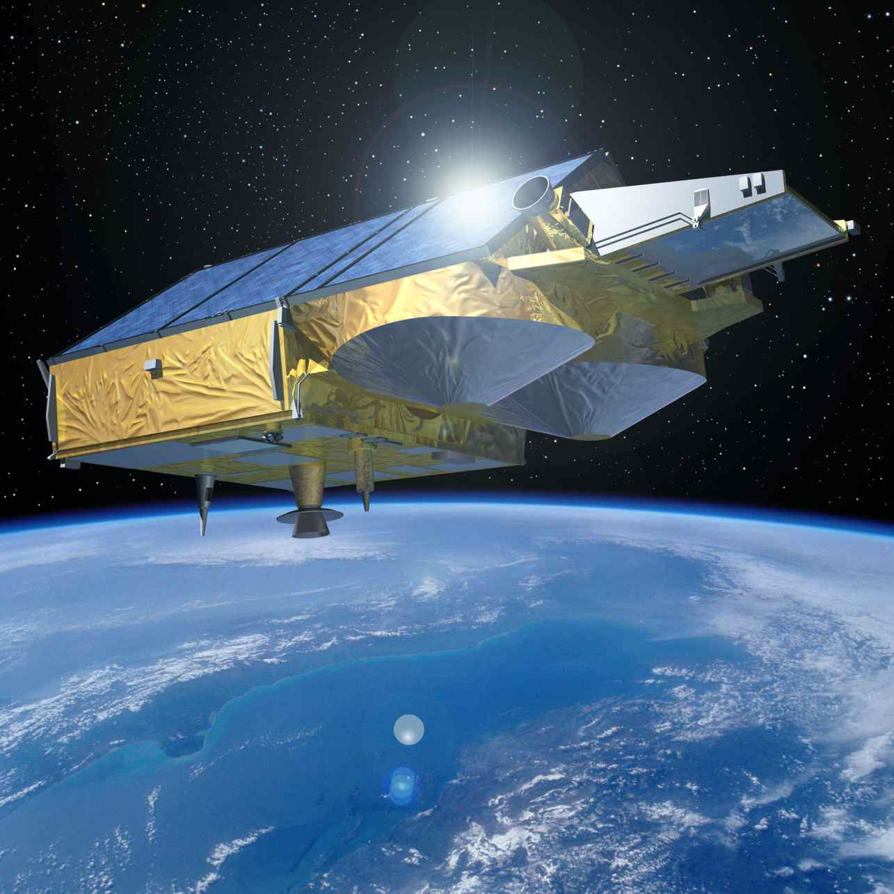 DORIS satellite: CRYOSAT-2