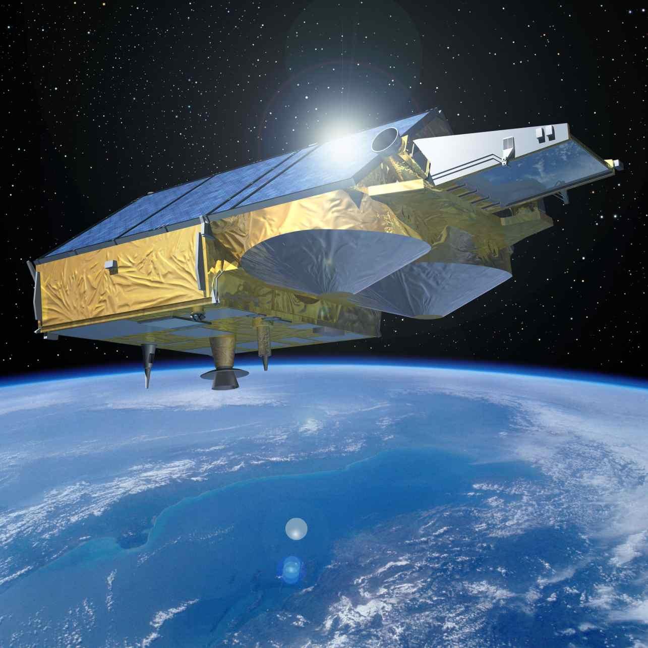 DORIS satellite: CRYOSAT-2