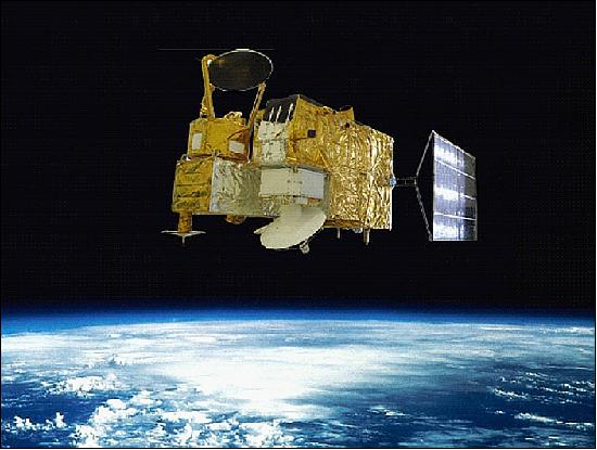 DORIS satellite: HY-2A