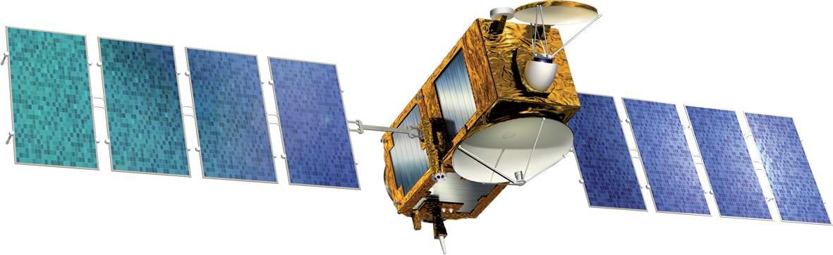 DORIS satellite: JASON-1
