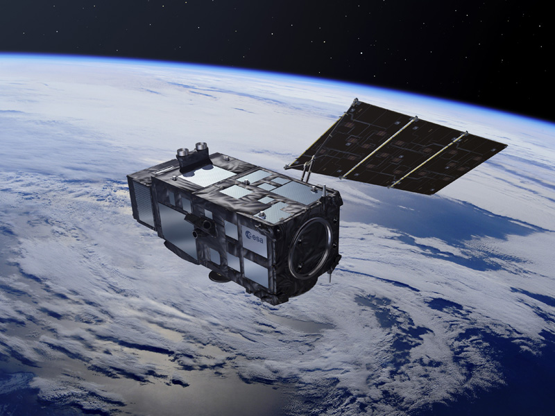 DORIS satellite: SENTINEL-3A