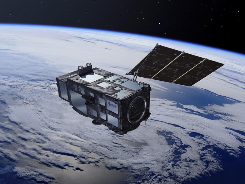 DORIS satellite: SENTINEL-3A