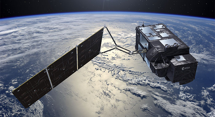 DORIS satellite: SENTINEL-3B