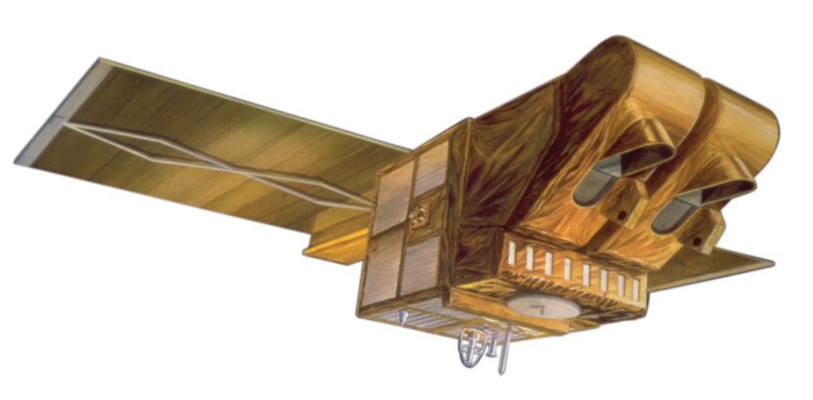 DORIS satellite: SPOT-3