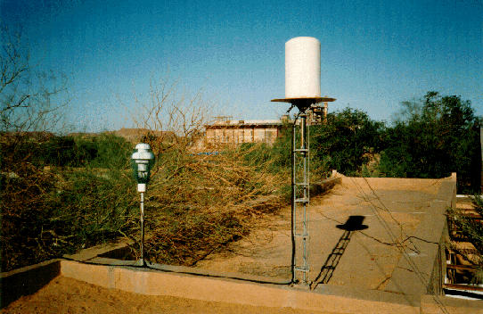 DORIS station: ARLIT - NIGER