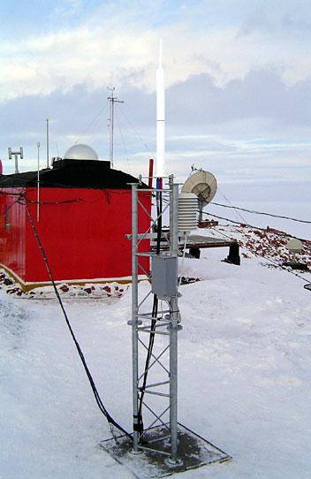 DORIS station: BELGRANO - ANTARCTICA (Argentine base)
