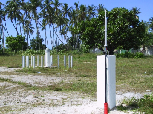 DORIS station: BETIO - KIRIBATI