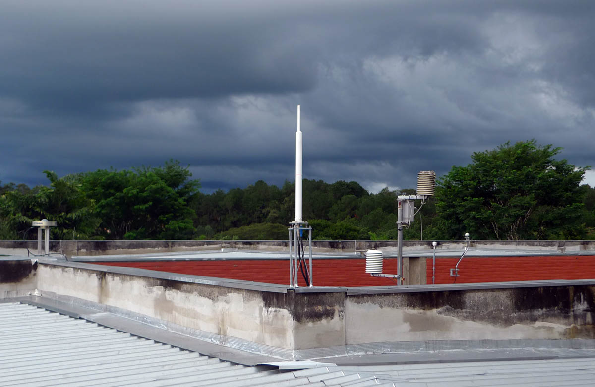 DORIS station: CACHOEIRA-PAULISTA - BRAZIL