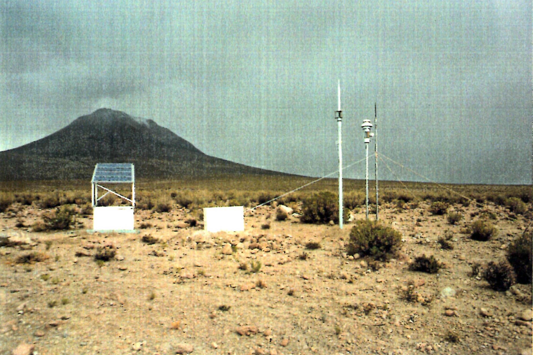 DORIS station: CARIQUIMA - CHILE