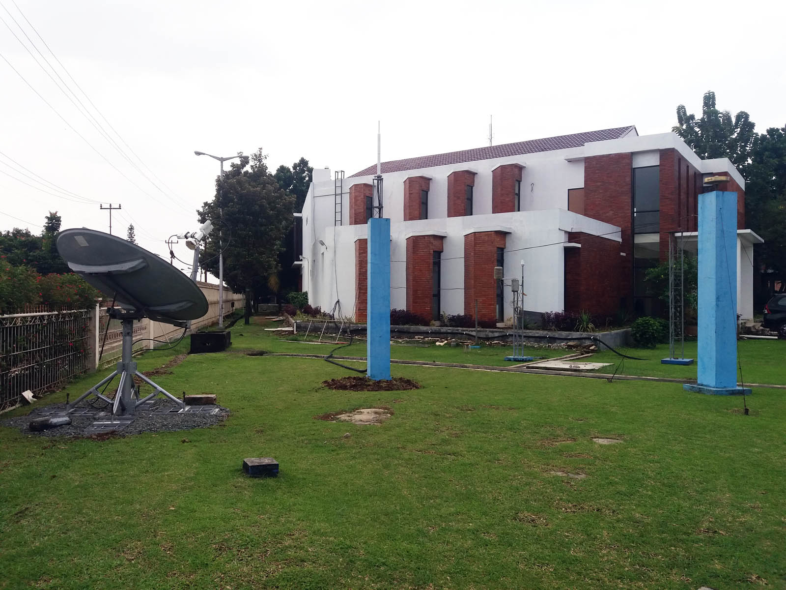 DORIS station: CIBINONG - INDONESIA