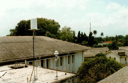 DORIS station: COLOMBO - SRI LANKA