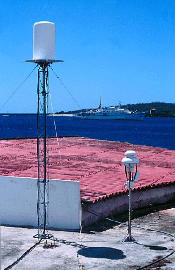 DORIS station: GALAPAGOS - ECUADOR