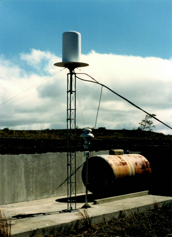 DORIS station: HAWAIIAN VOLCANO - U.S.A.