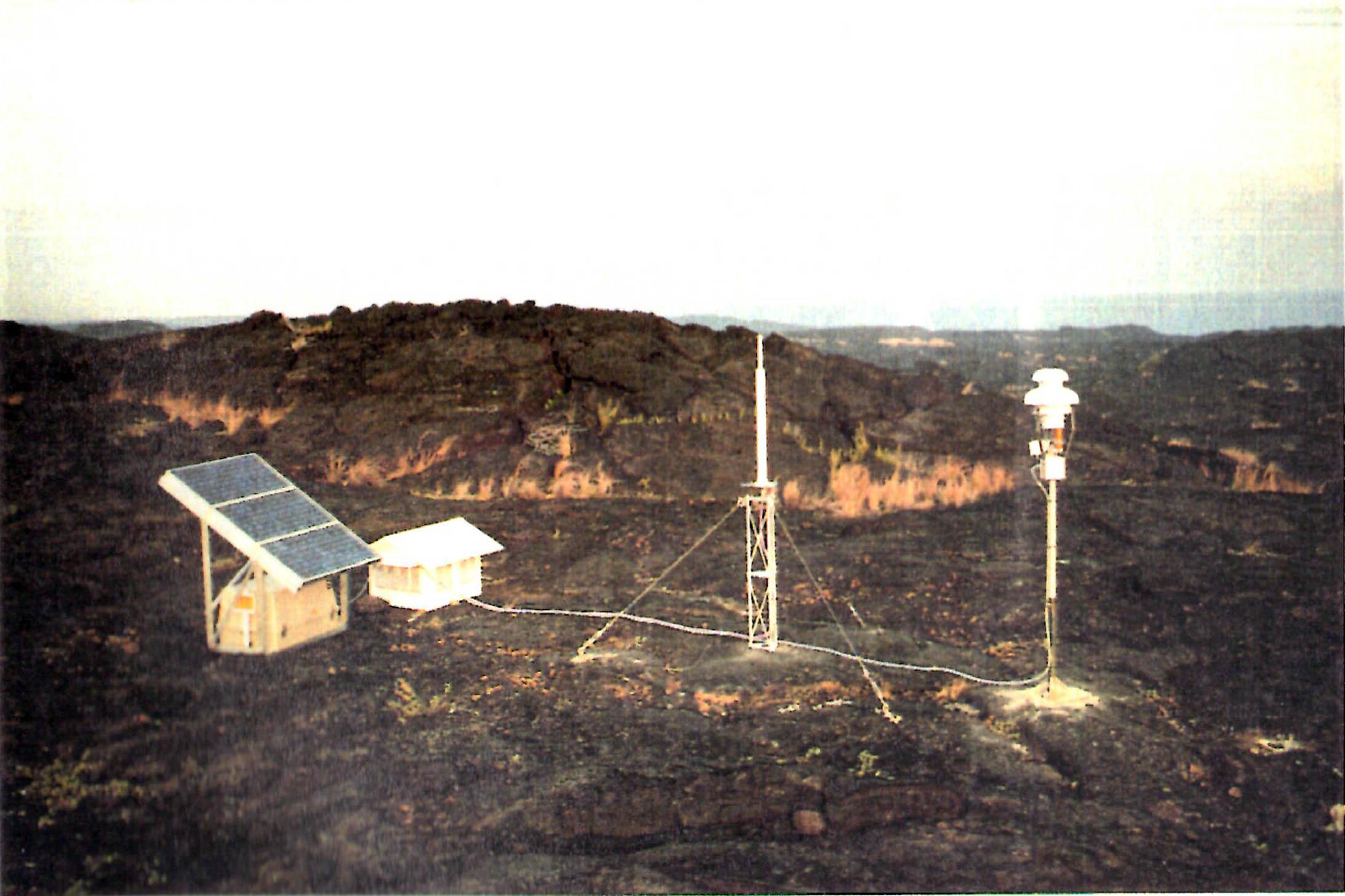 DORIS station: KAENA POINT - U.S.A.