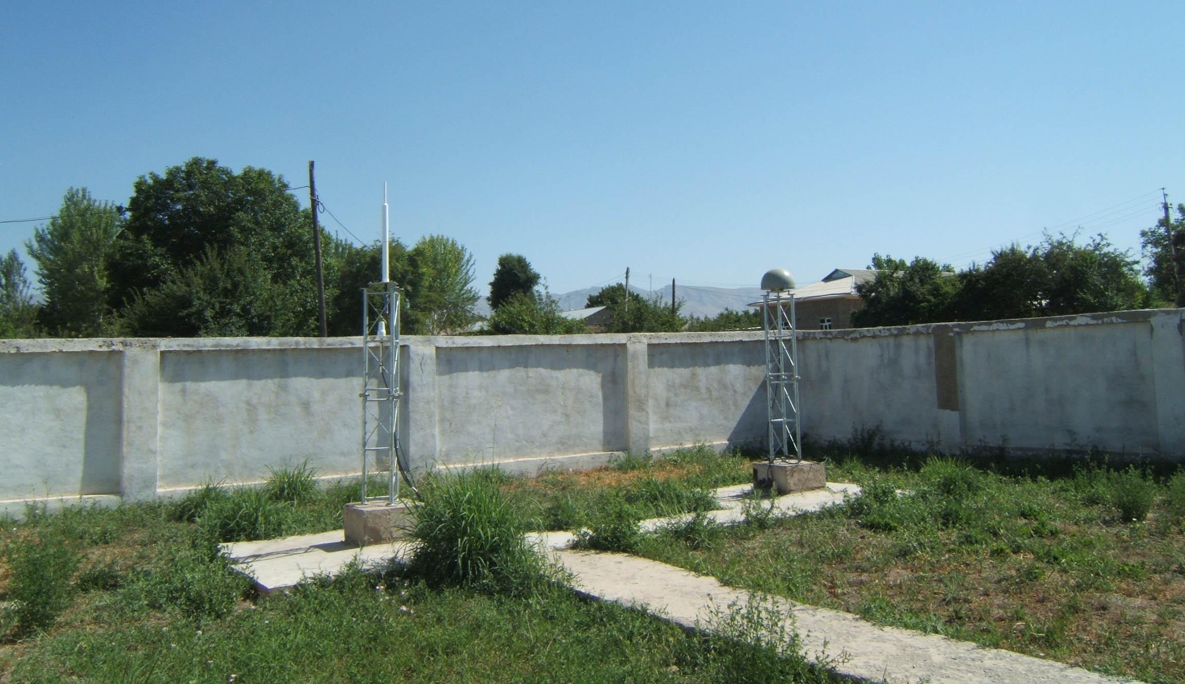 DORIS station: KITAB - UZBEKISTAN