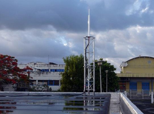 DORIS station: LE-LAMENTIN - FRANCE (Caribbean Islands)