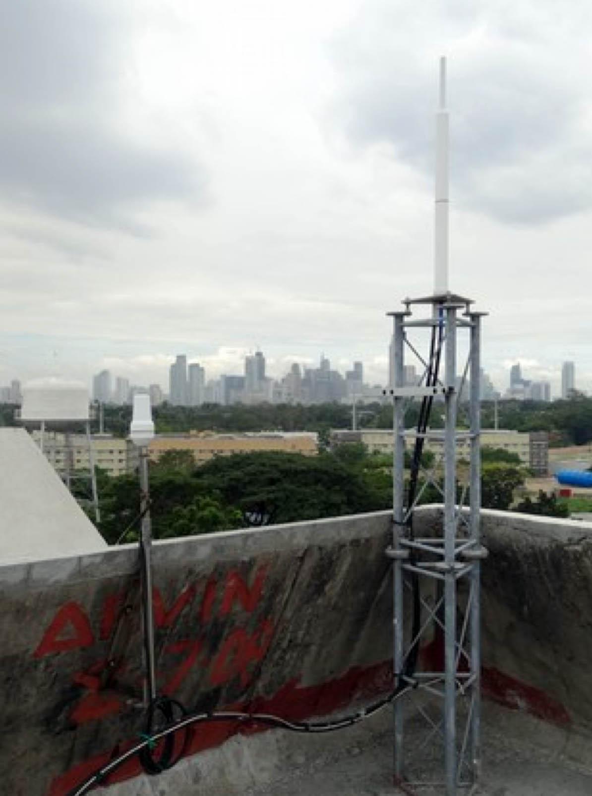 DORIS station: MANILLE - PHILIPPINES