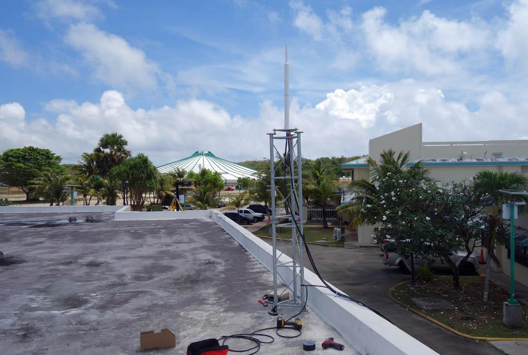 DORIS station: MANGILAO - U.S.A. (Mariana Islands)