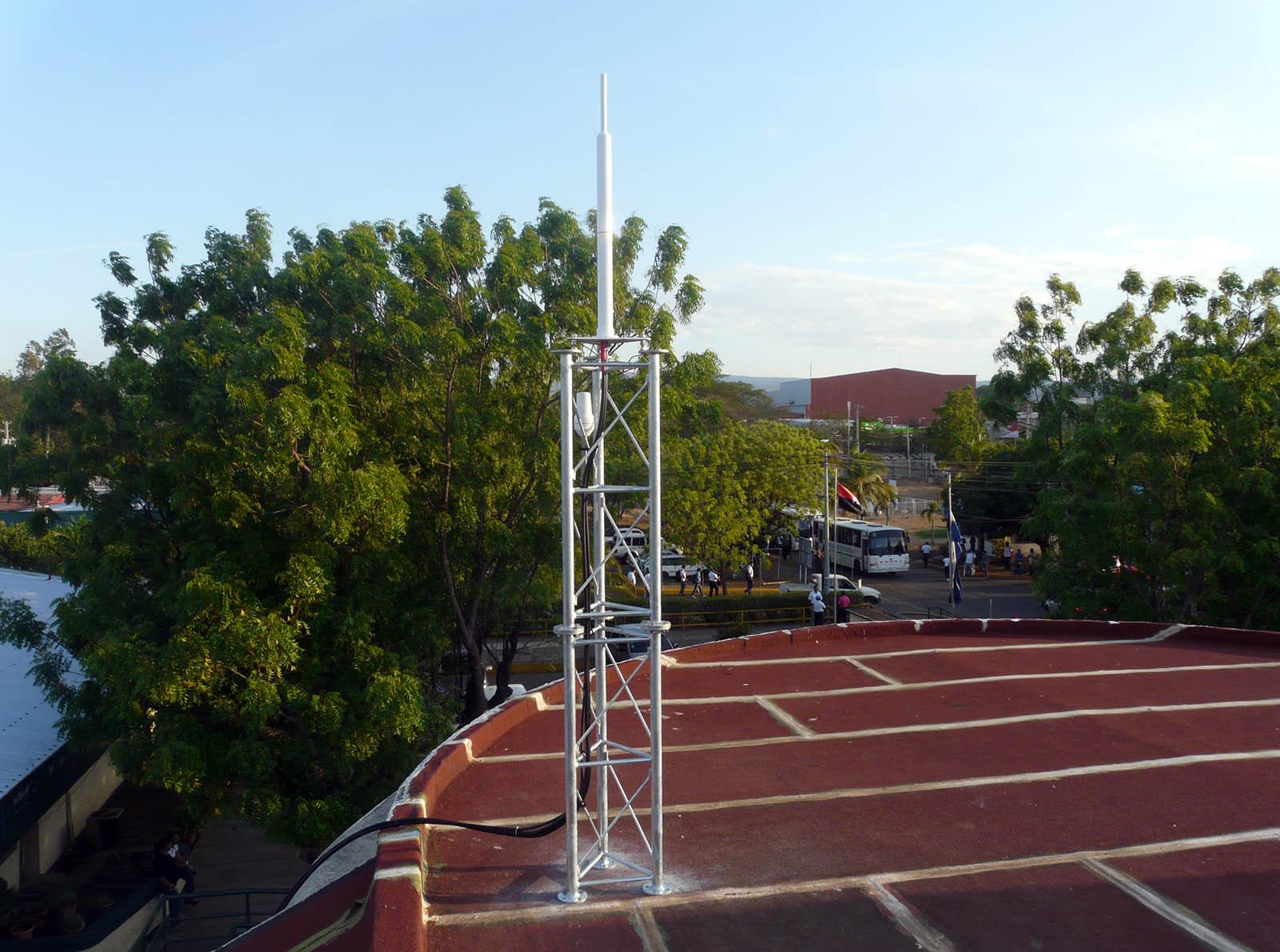 DORIS station: MANAGUA - NICARAGUA