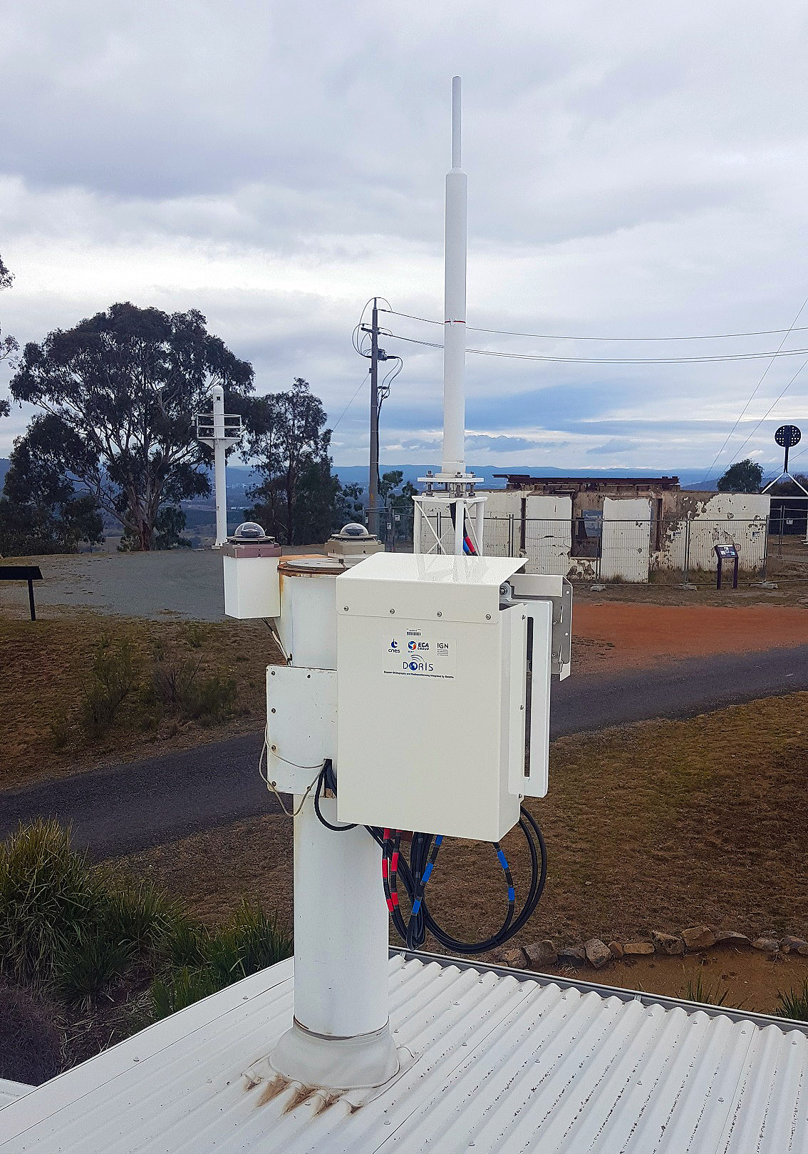 DORIS station: MOUNT-STROMLO - AUSTRALIA