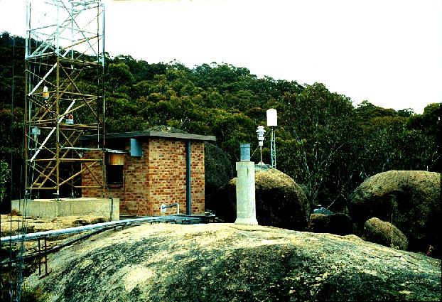 DORIS station: CANBERRA-ORRORAL - AUSTRALIA
