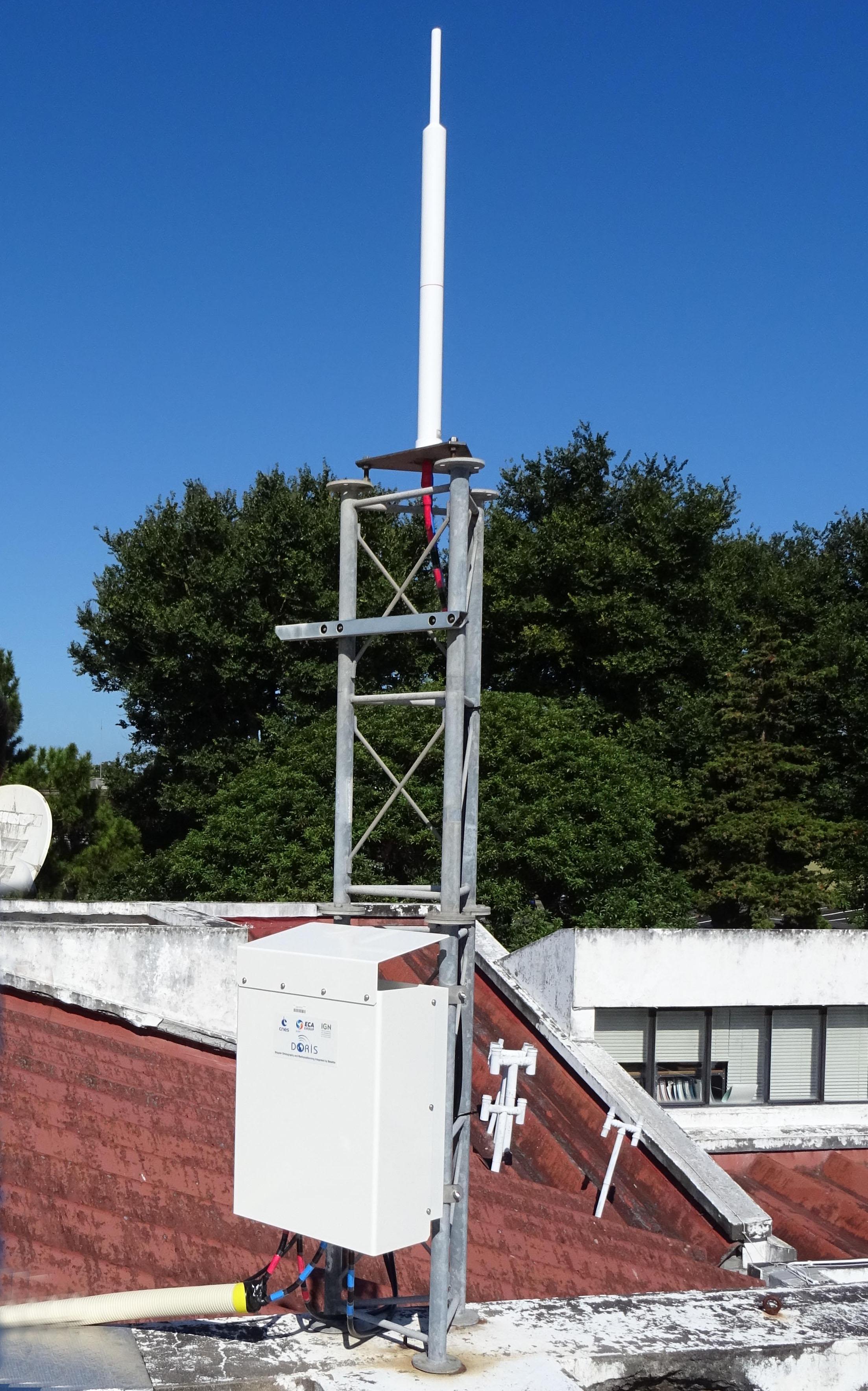 DORIS station: PONTA-DELGADA - PORTUGAL (Azores)