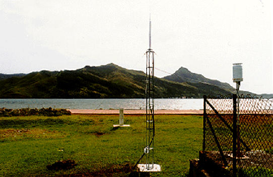 DORIS station: RAPA - FRANCE (Polynesia)