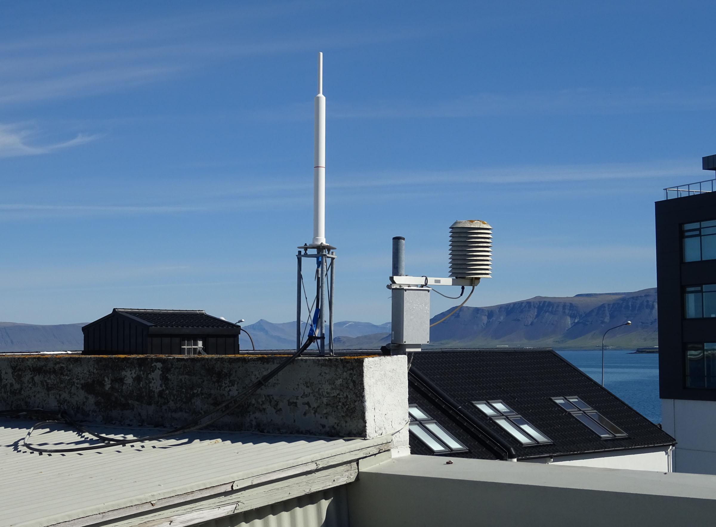 DORIS station: REYKJAVIK - ICELAND
