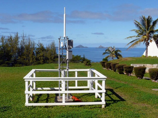 DORIS station: RIKITEA - FRANCE (Polynesia)