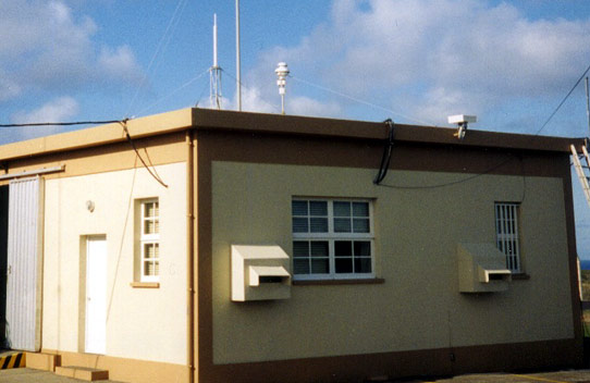 DORIS station: SANTA-MARIA - PORTUGAL (Azores)