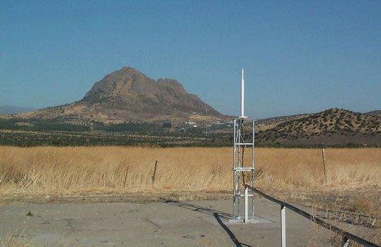 DORIS station: SANTIAGO - CHILE