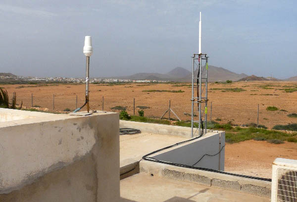 DORIS station: SAL - CAPE VERDE