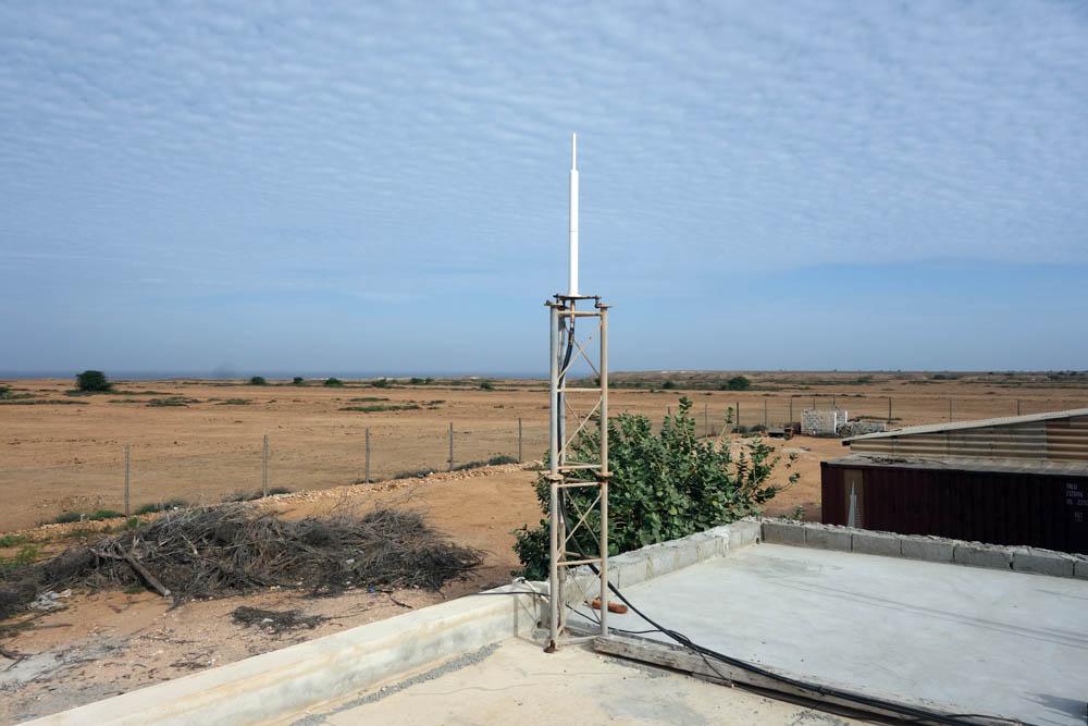 DORIS station: SAL - CAPE VERDE