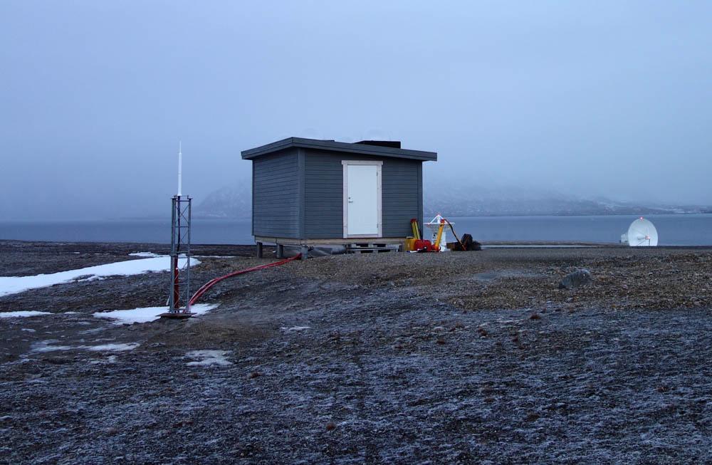 DORIS station: NY-ALESUND II - NORWAY