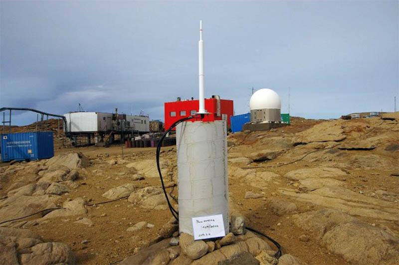 DORIS station: SYOWA - ANTARCTICA (Japanese base)