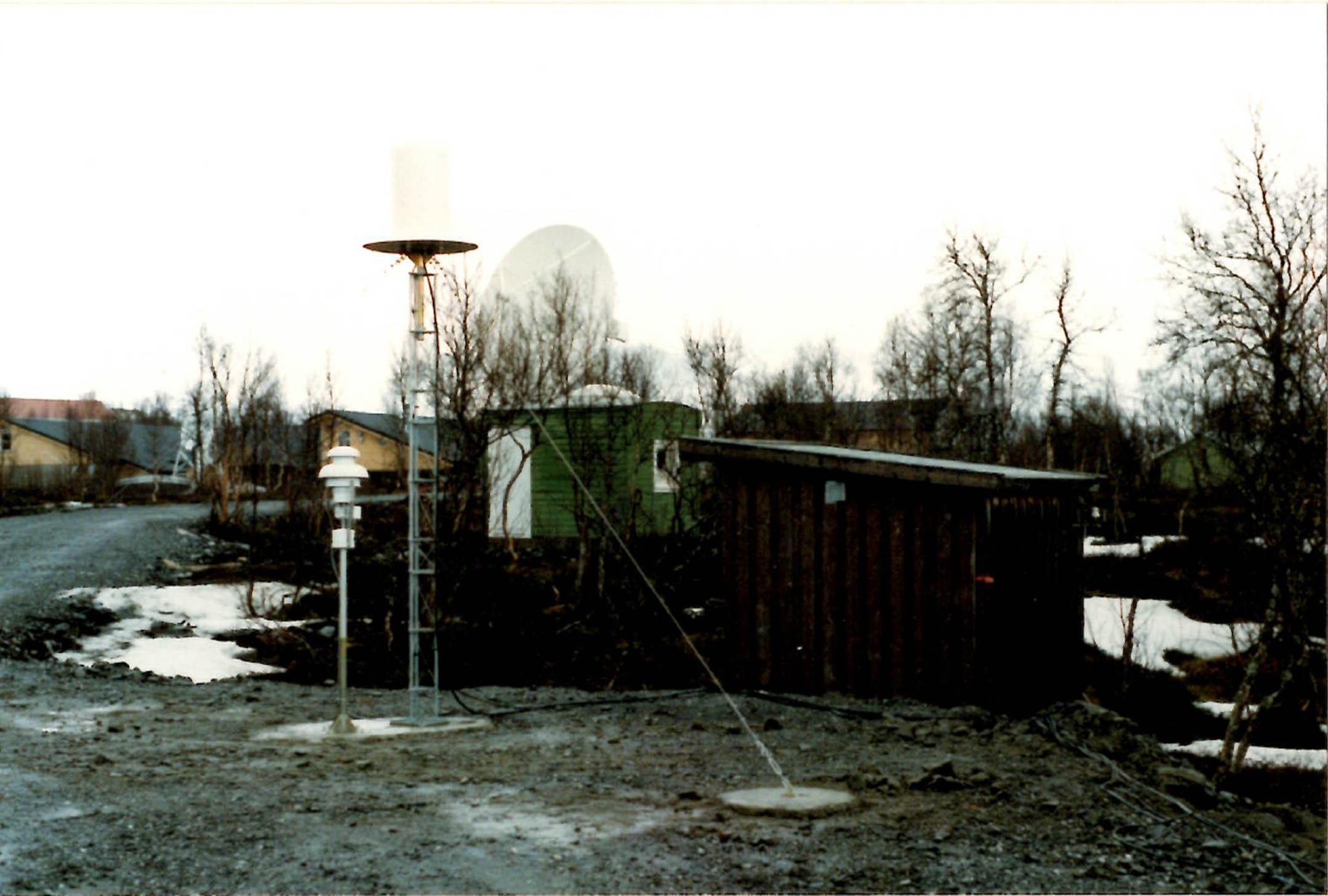 DORIS station: TROMSO - NORWAY