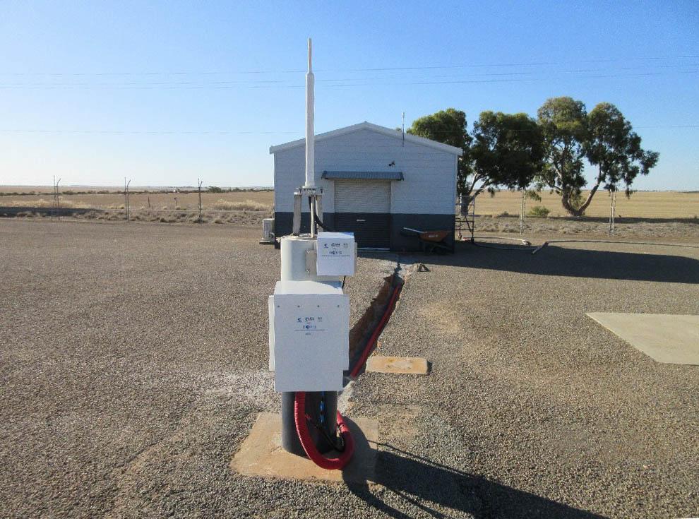 DORIS station: YARRAGADEE - AUSTRALIA